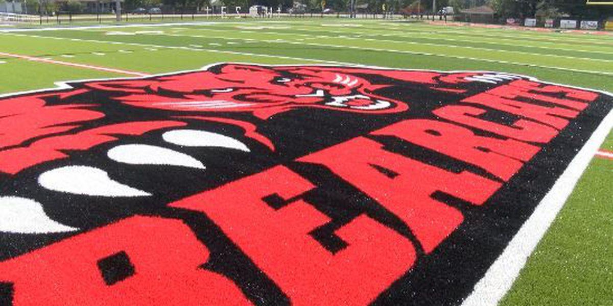 Brookland Bearcats will play on turf Sept. 11