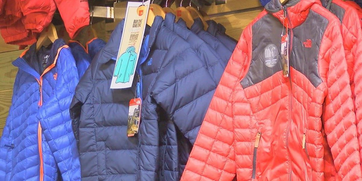 Coat drive receives 'great response' from community
