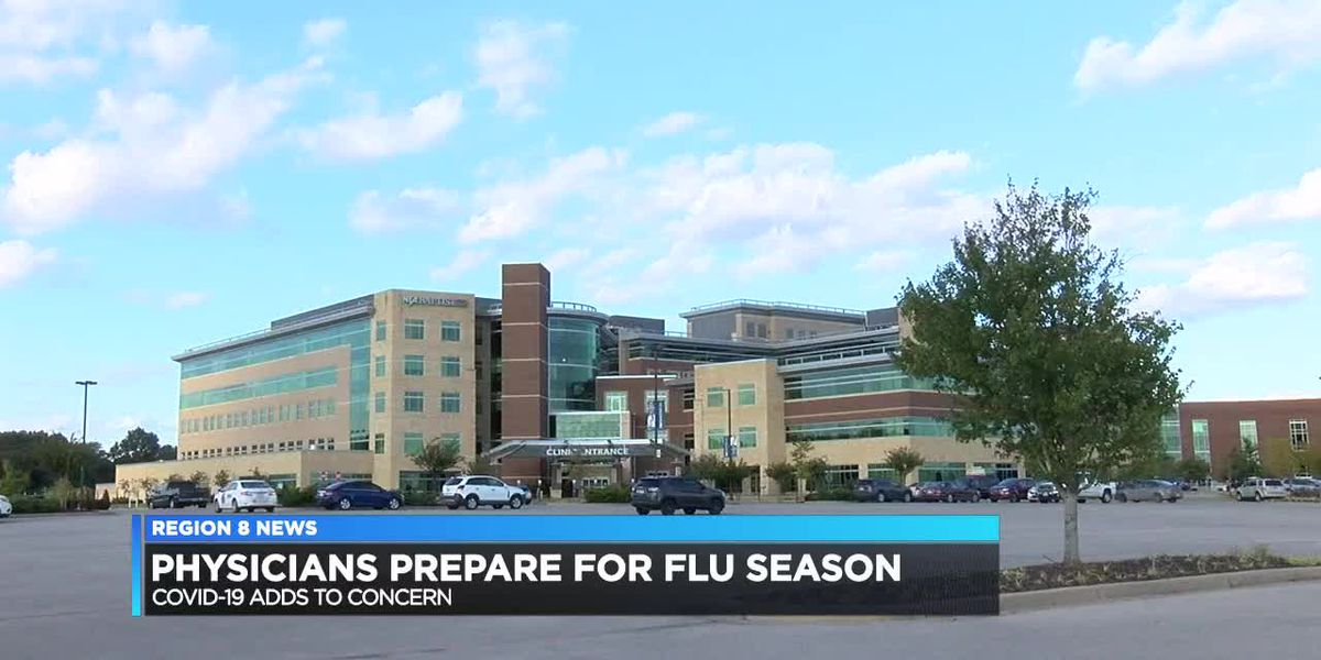 NEA Baptist prepares for flu season on top of dealing with COVID-19