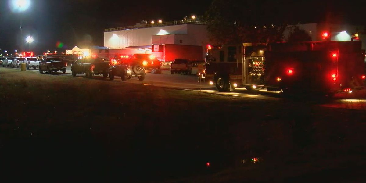 Jonesboro Fire Department called back to Butterball due to ammonia leak; part of plant evacuated