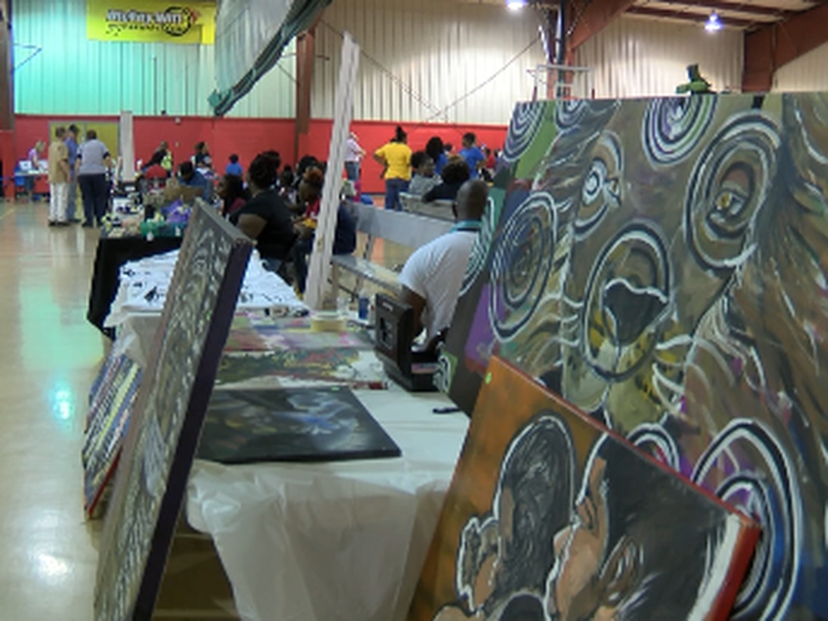 Jonesboro community comes together to celebrate Juneteenth