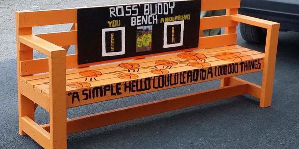 Buddy Bench built in honor of child killed at raceway