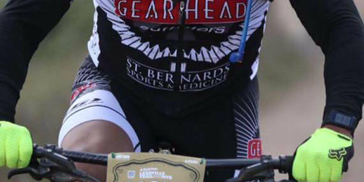 GR8 Job: Paragould firefighter competes in Colorado bike race