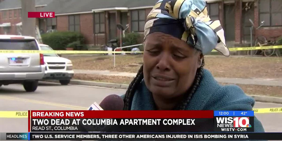 Two dead at Columbia apartment complex