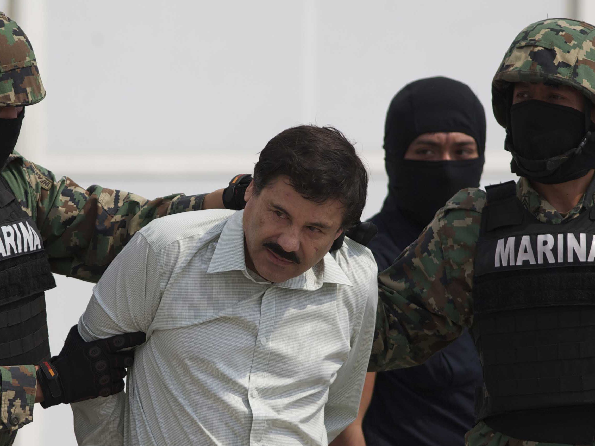 El Chapo's sons indicted on drug conspiracy charges, feds say