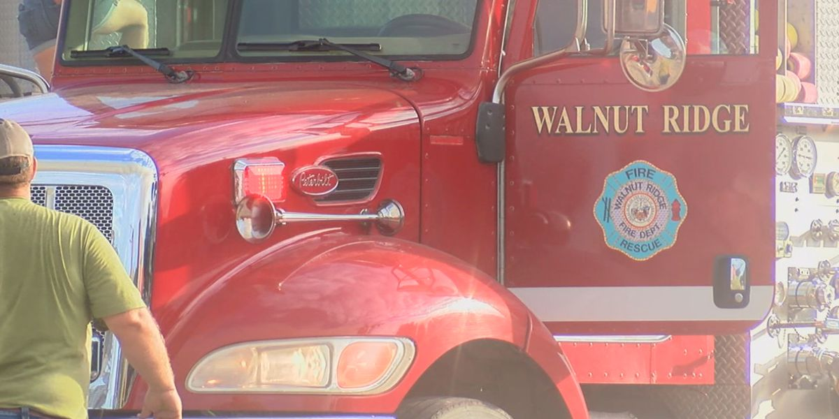 Imboden Mayor will double as Walnut Ridge Fire Chief