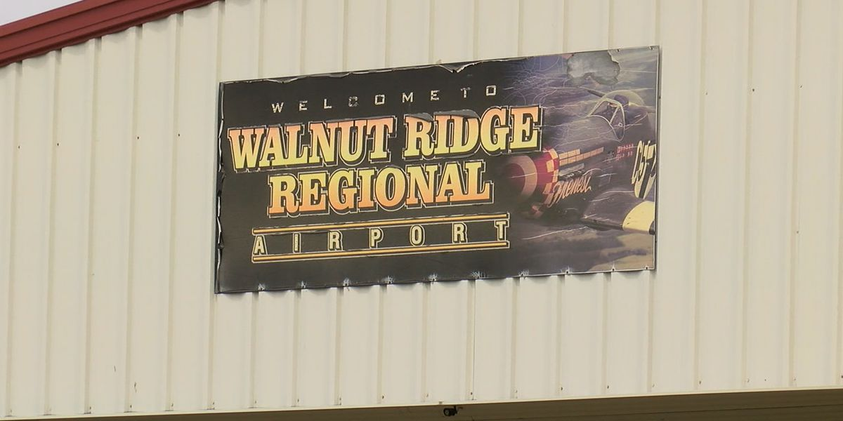 Walnut Ridge to apply for airport reclassification