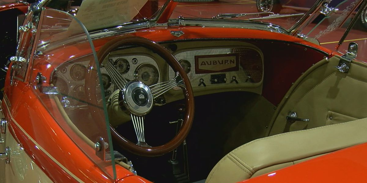 Auto show to benefit local children