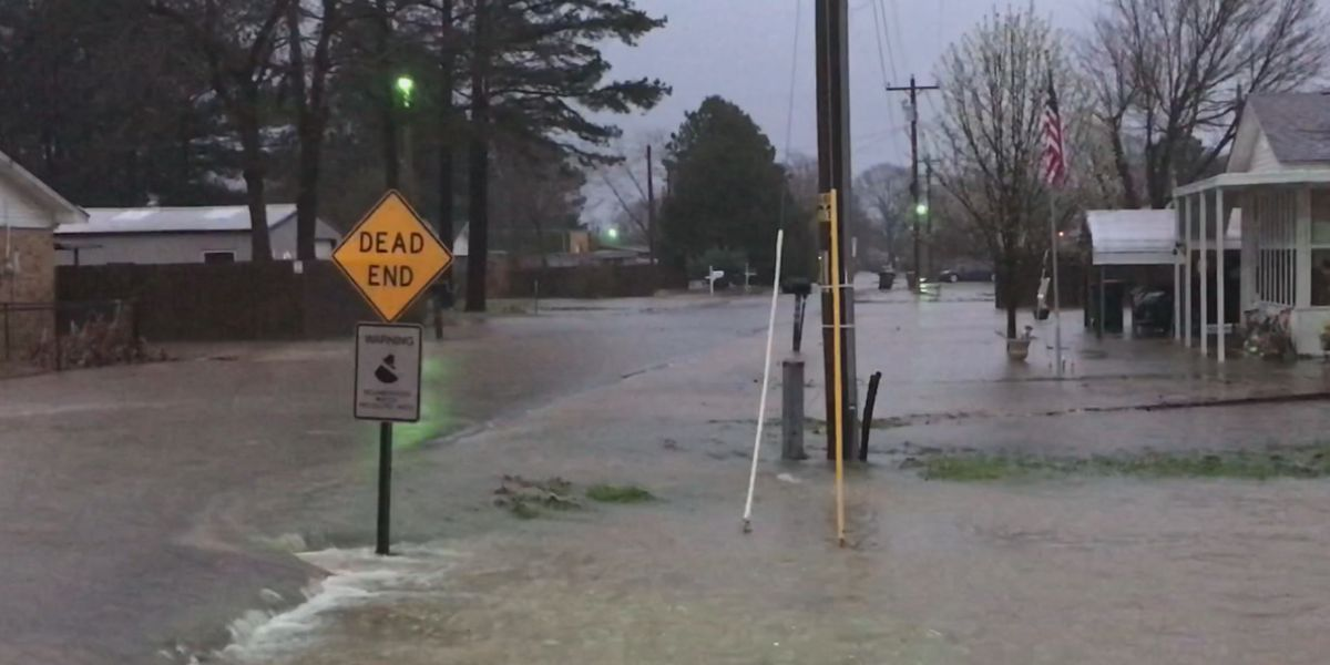 Brookland braces for more potential flooding