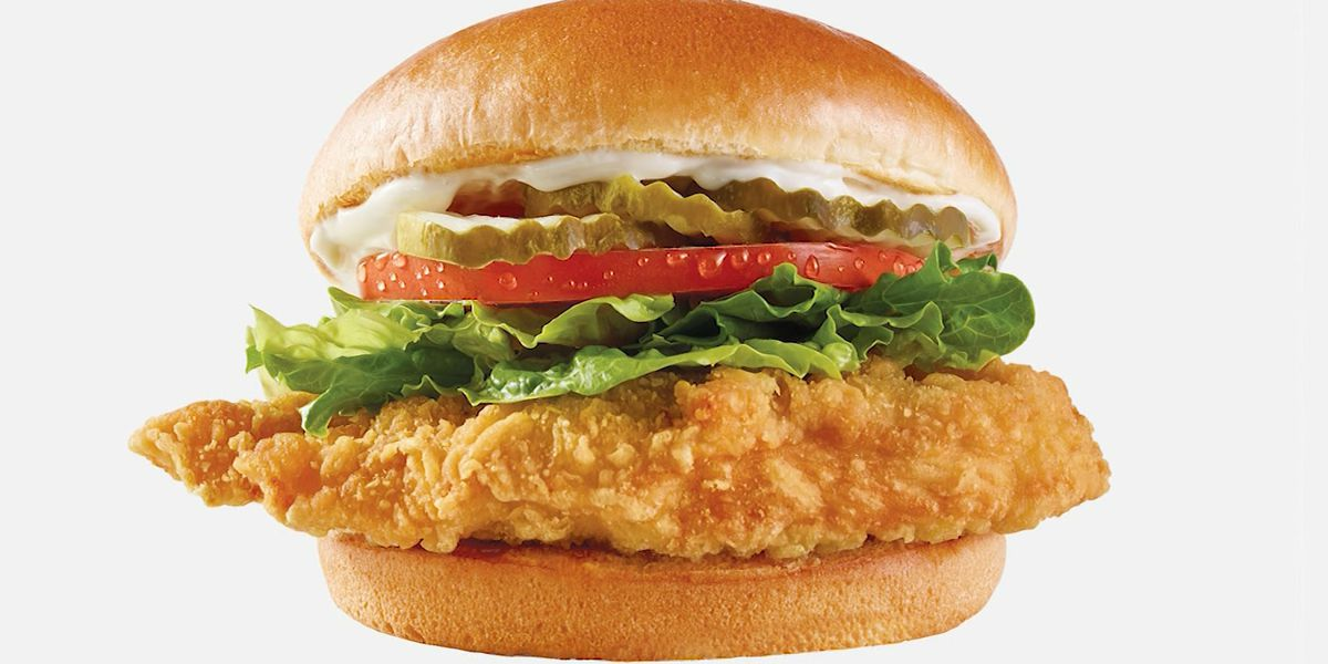 Wendy's releases new chicken sandwich