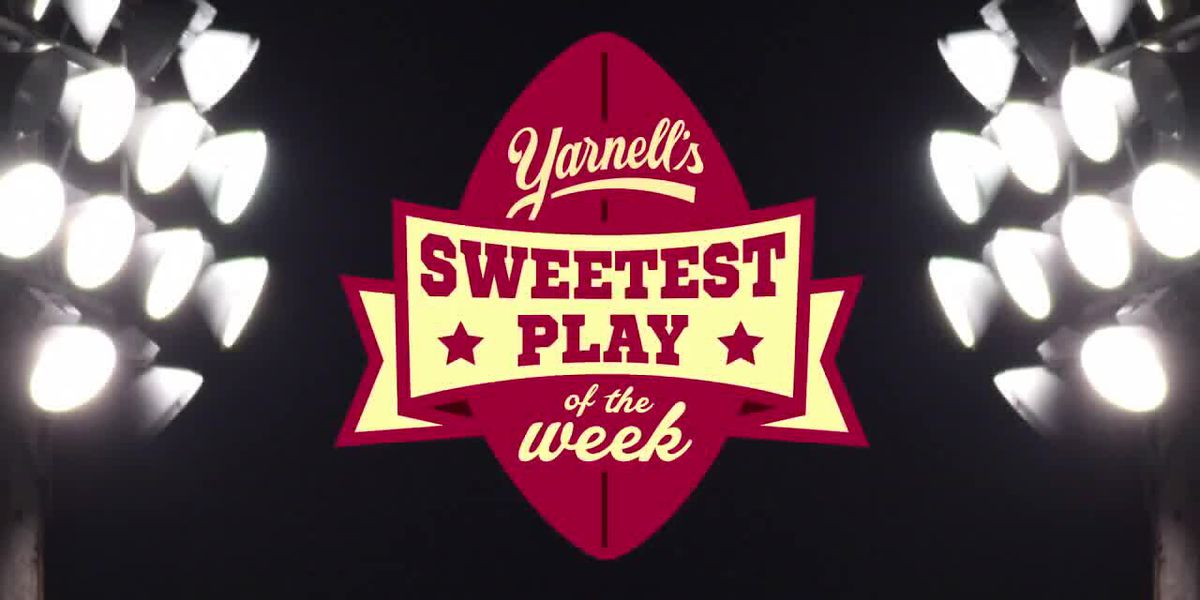 Rector wins the Yarnell's Sweetest Play of the Week (11/1/19)