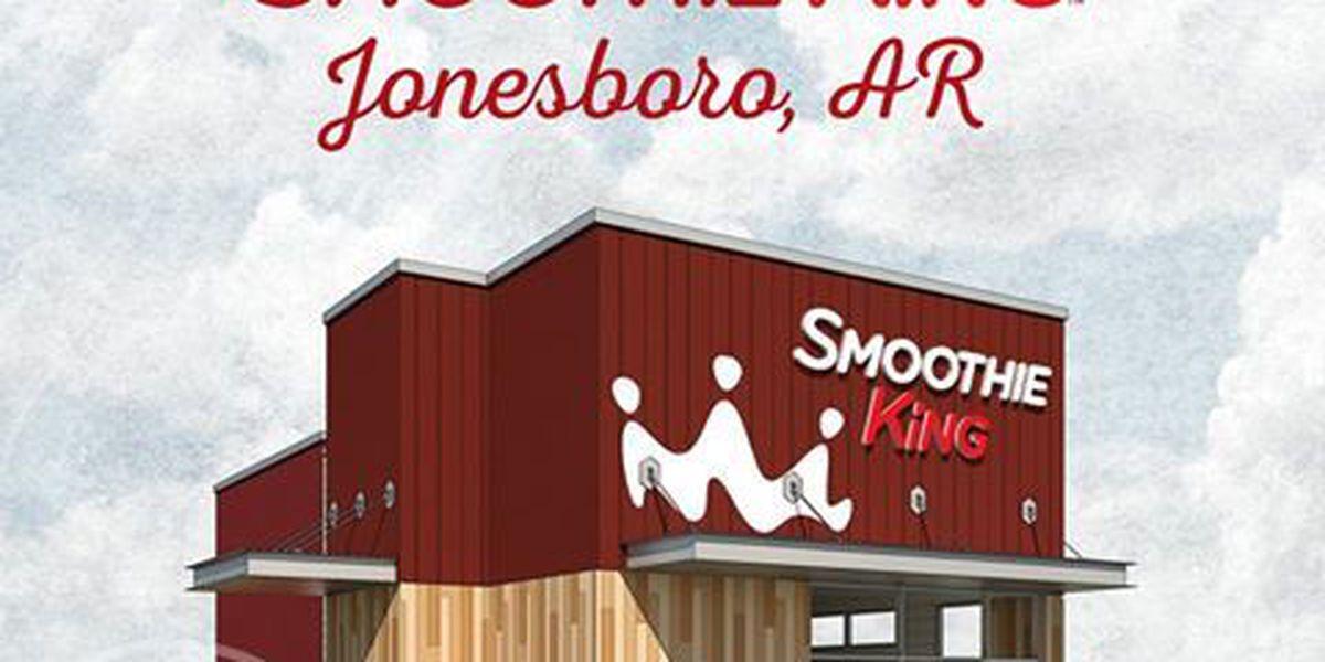 Smoothie King coming to Jonesboro