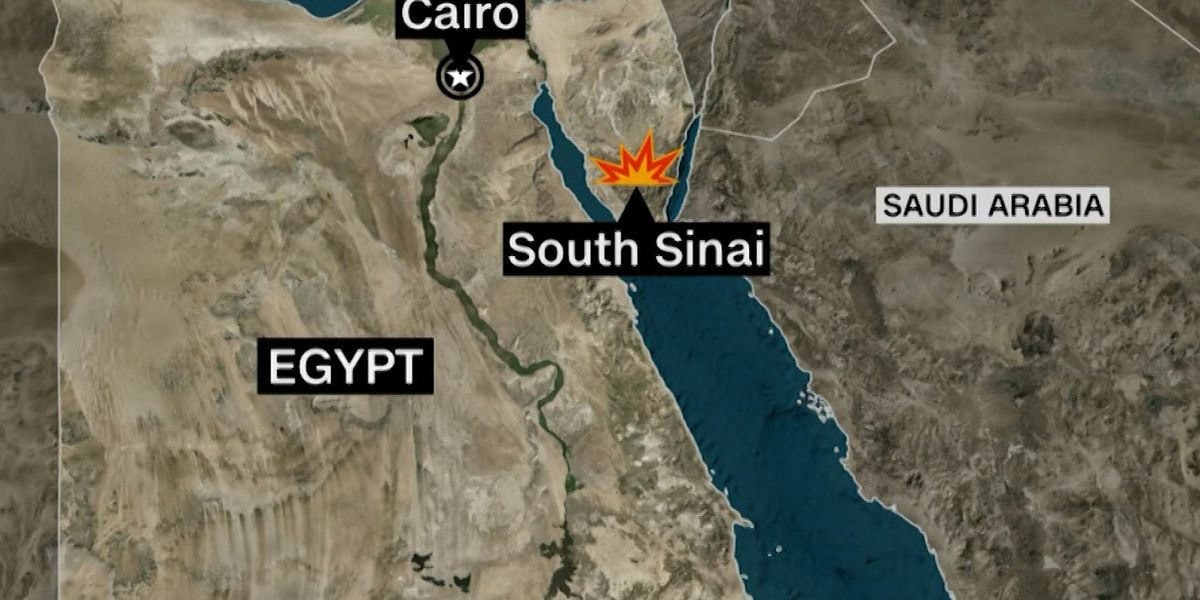 Army identifies 5 Americans killed in Egypt helicopter crash
