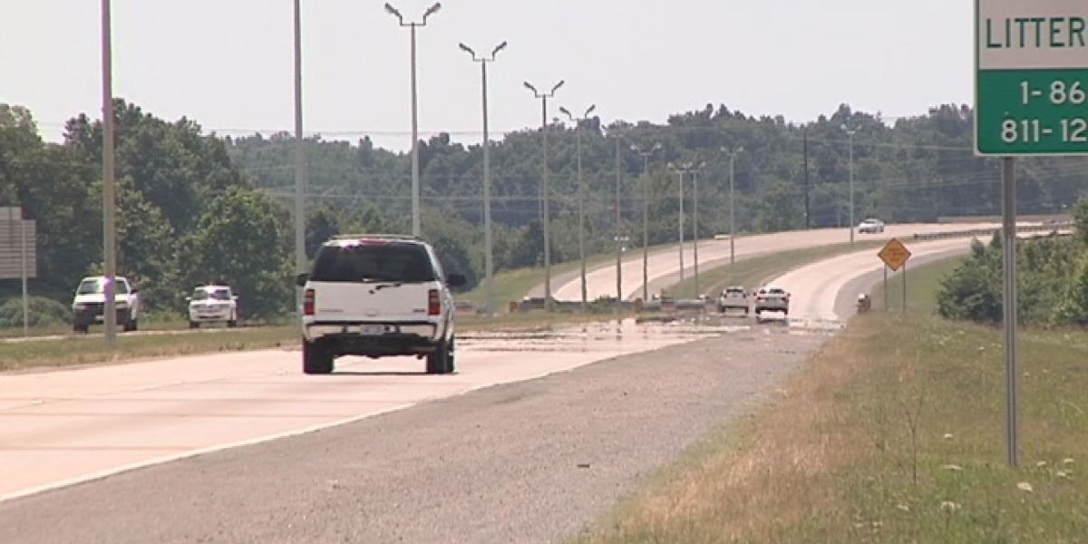 Construction begins on Parker Road extension
