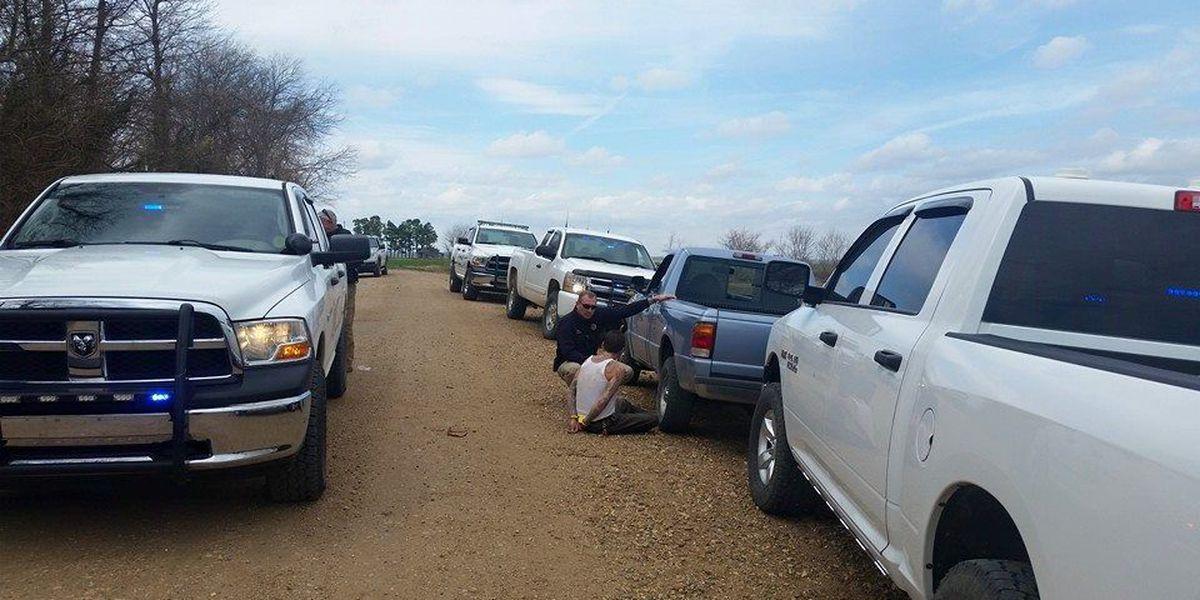 Deputies arrest man for drugs after chase