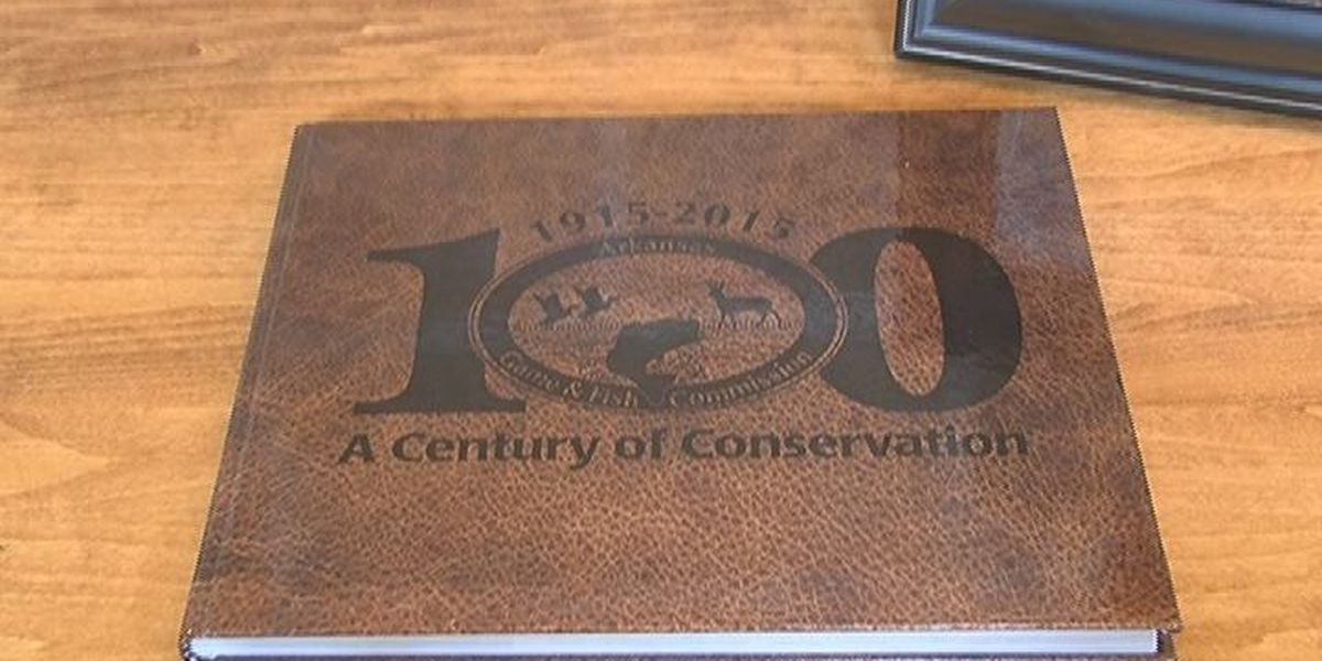 AGFC celebrates 100 years of conservation