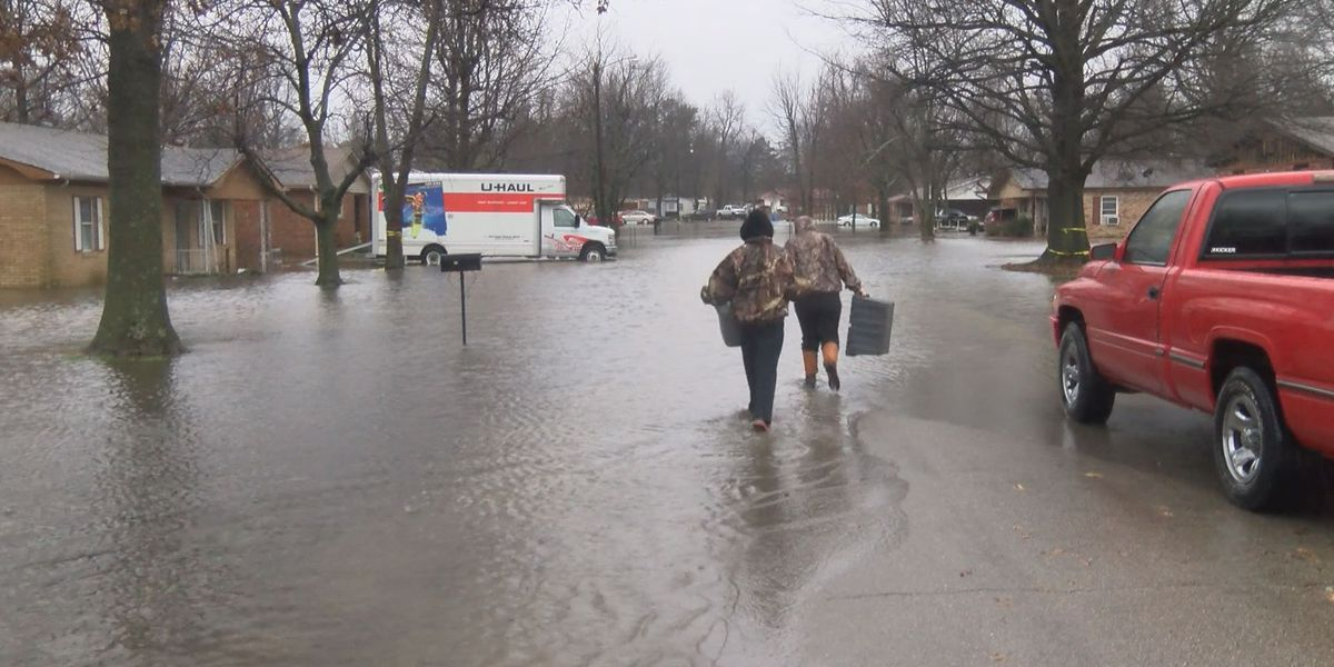 People of Corning worried of flooding around homes