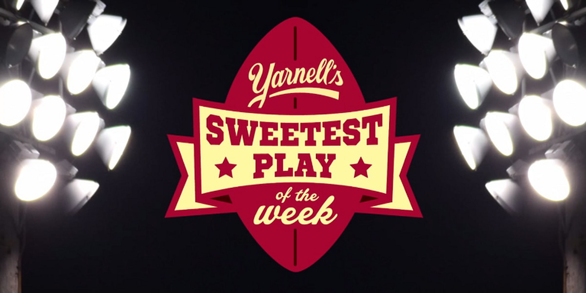 Osceola wins the Yarnell's Sweetest Play of the Week