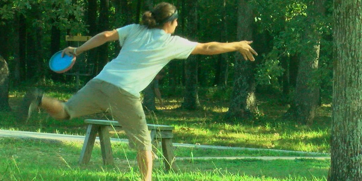 Business, local church work together to support disc golf tournament