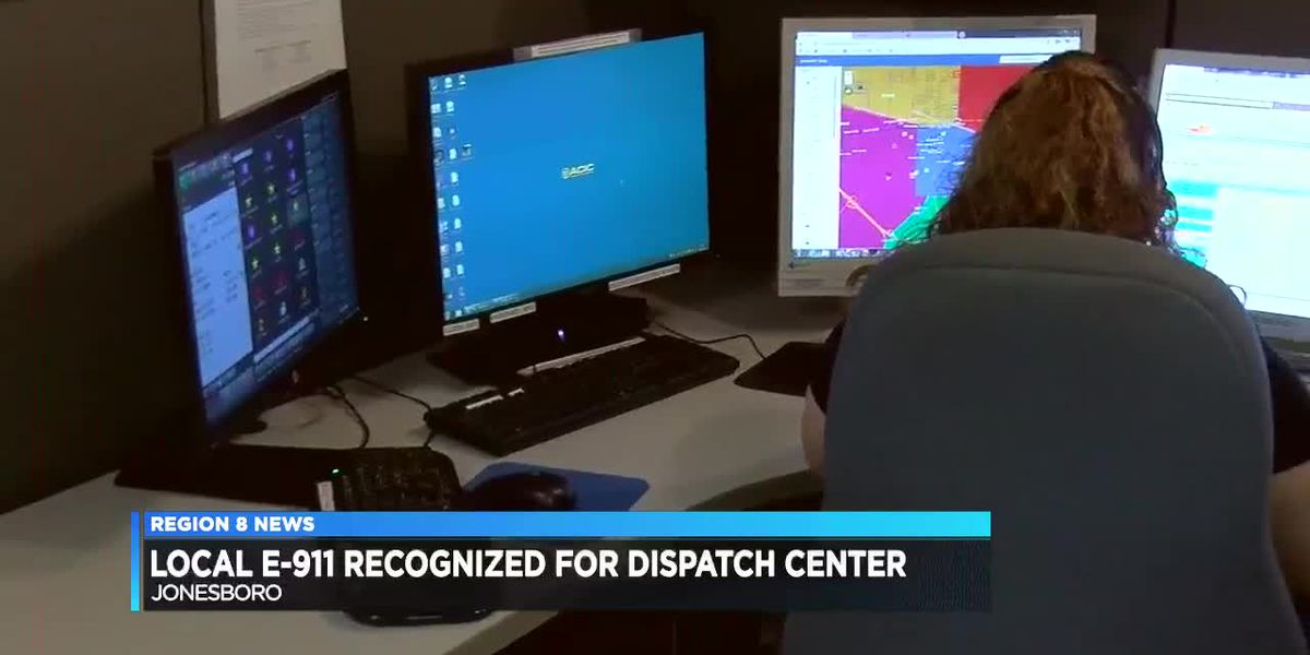 Jonesboro E-911 setting the standard for dispatch centers across Arkansas