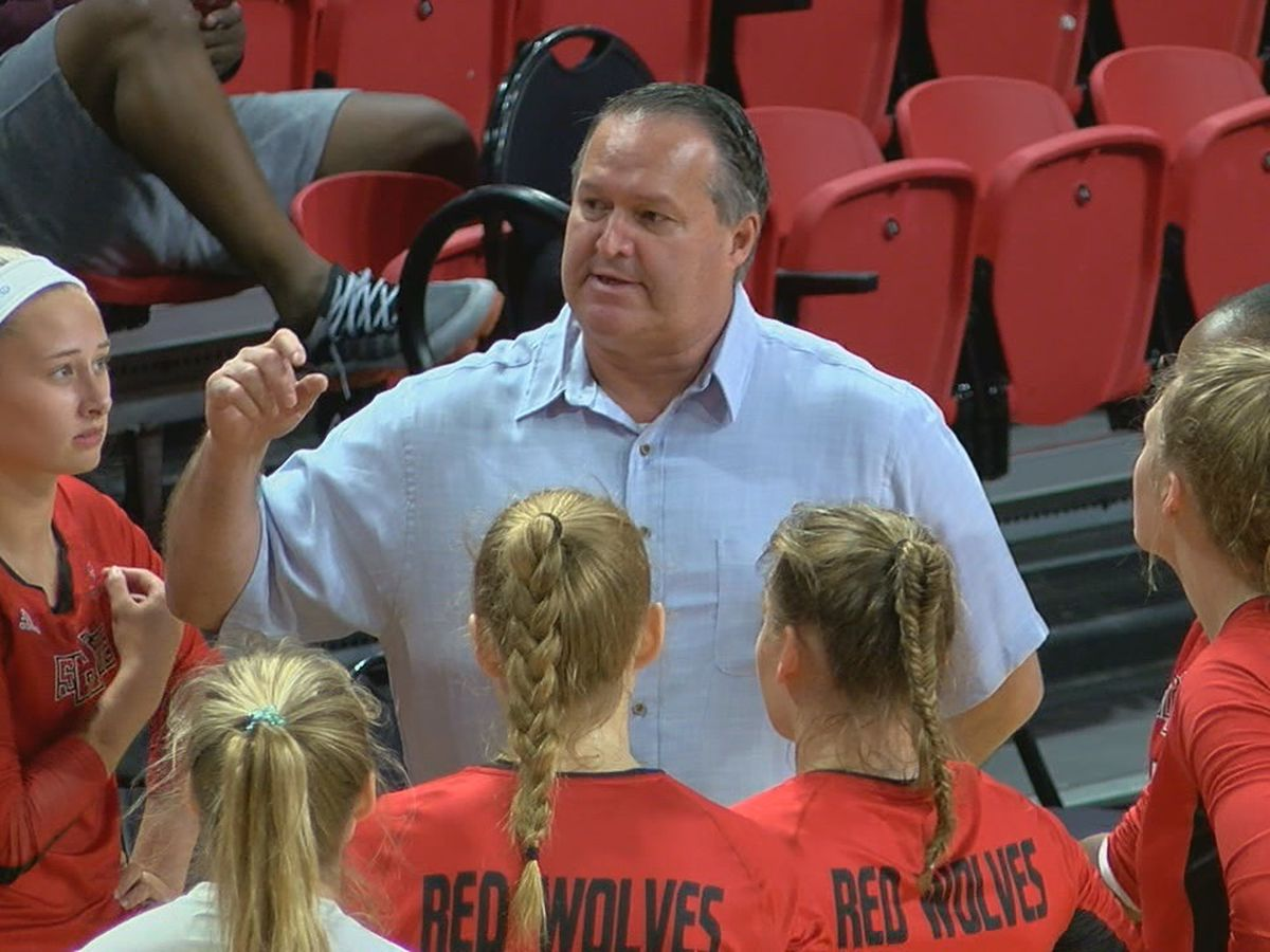 A-State volleyball sweeps UAPB to wrap up A-State Invitational