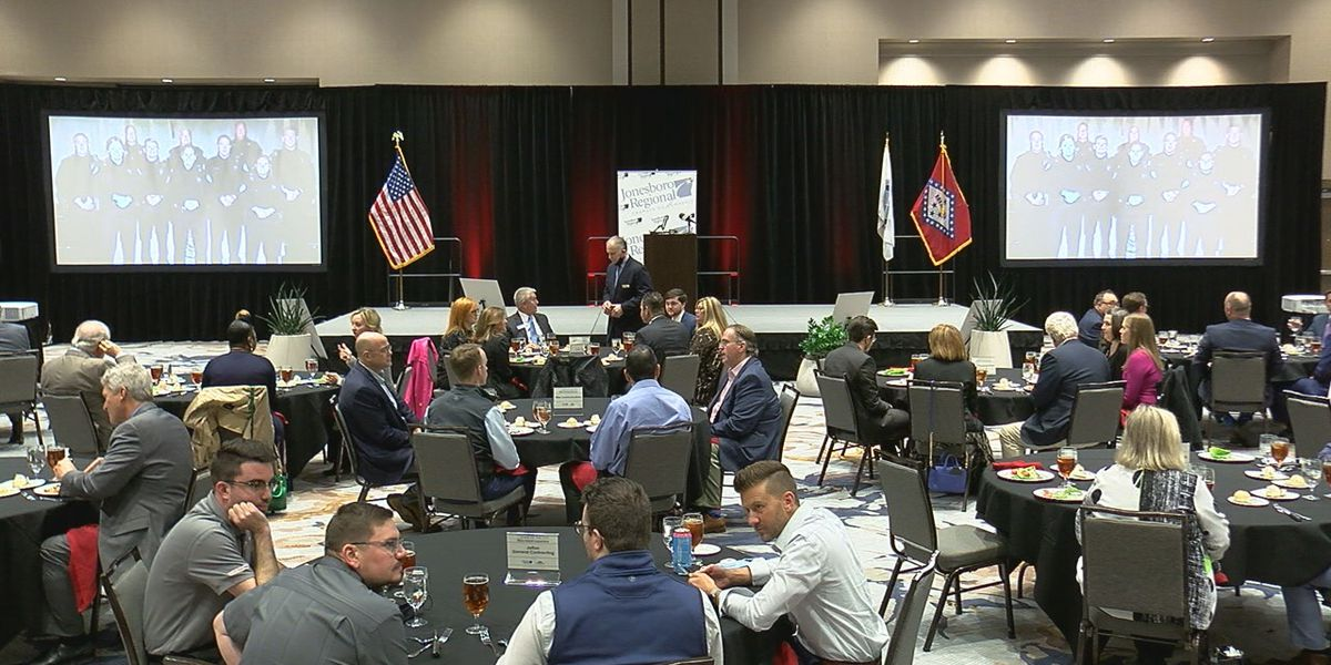 NEA Mayor's Caucus, A-State and Jonesboro coalition announced at State of the City