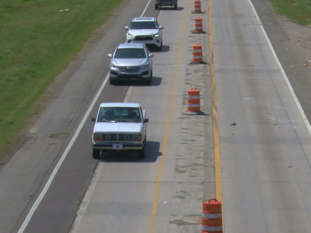 I-555 construction faces frustrating challenges