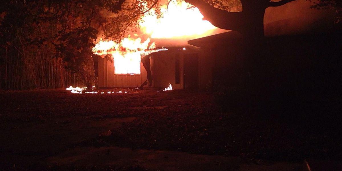 Jonesboro Fire Department investigating overnight fire