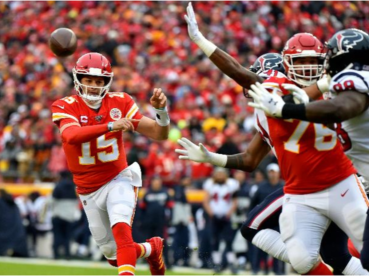 Chiefs to open up 2020 NFL season with playoff rematch against the Texans, schedules released