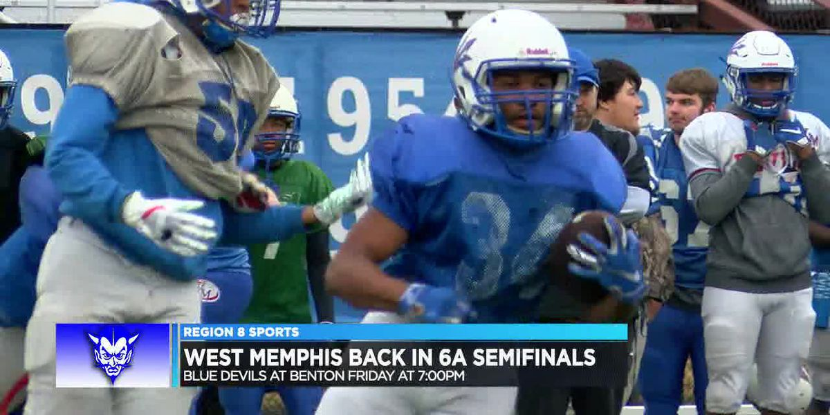 FFN Playoffs Semifinal Preview: West Memphis
