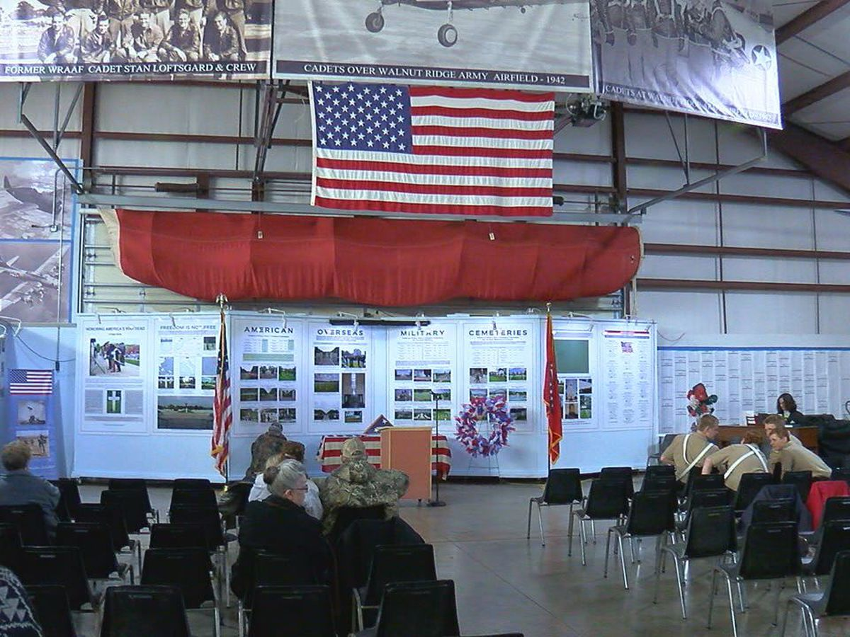 Museum honors veterans with ceremony