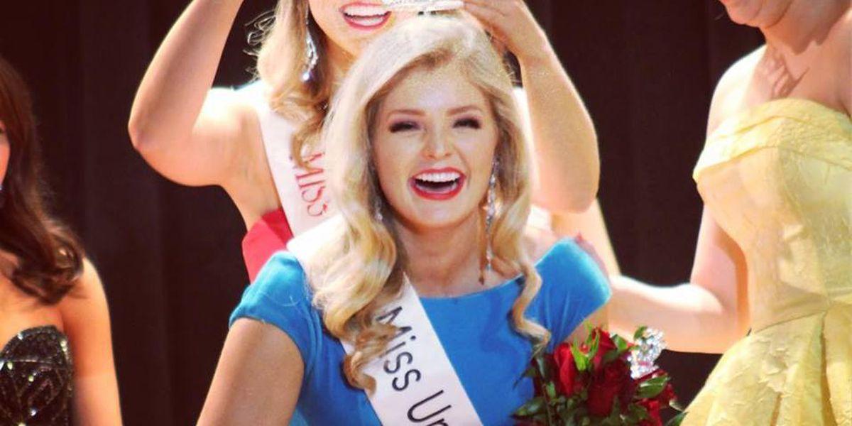 Miss University of Arkansas Raegan Snell is from Jonesboro