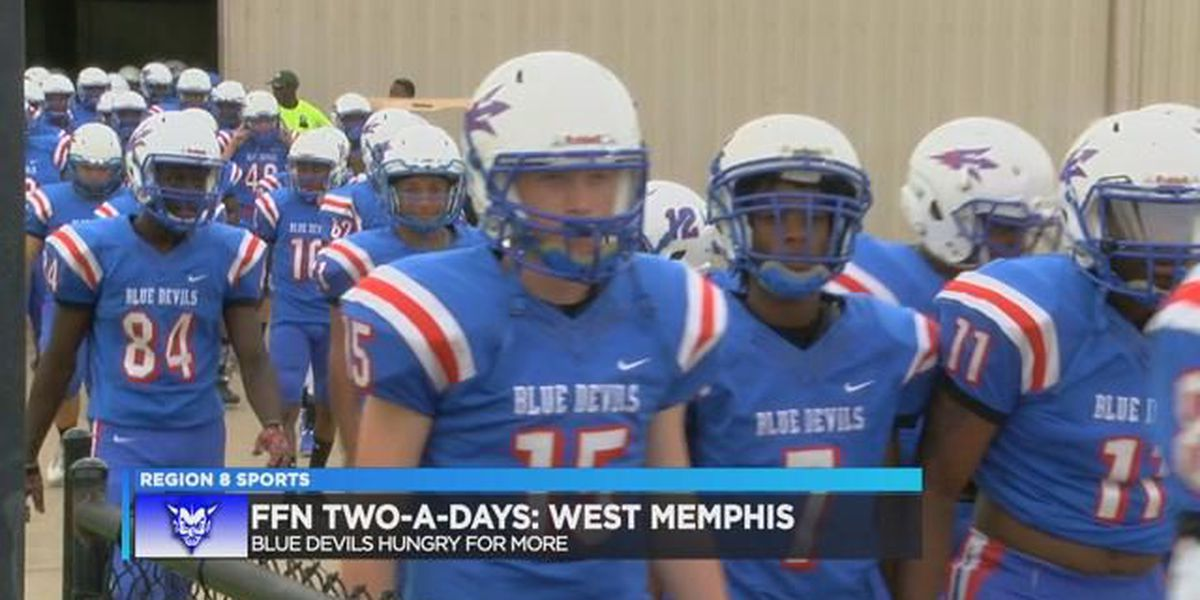 FFN Two-a-Days: West Memphis