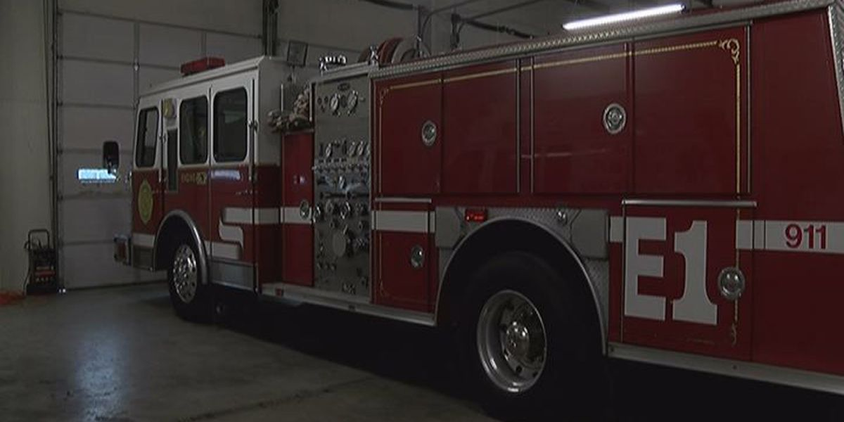 Fire department improves safety rating