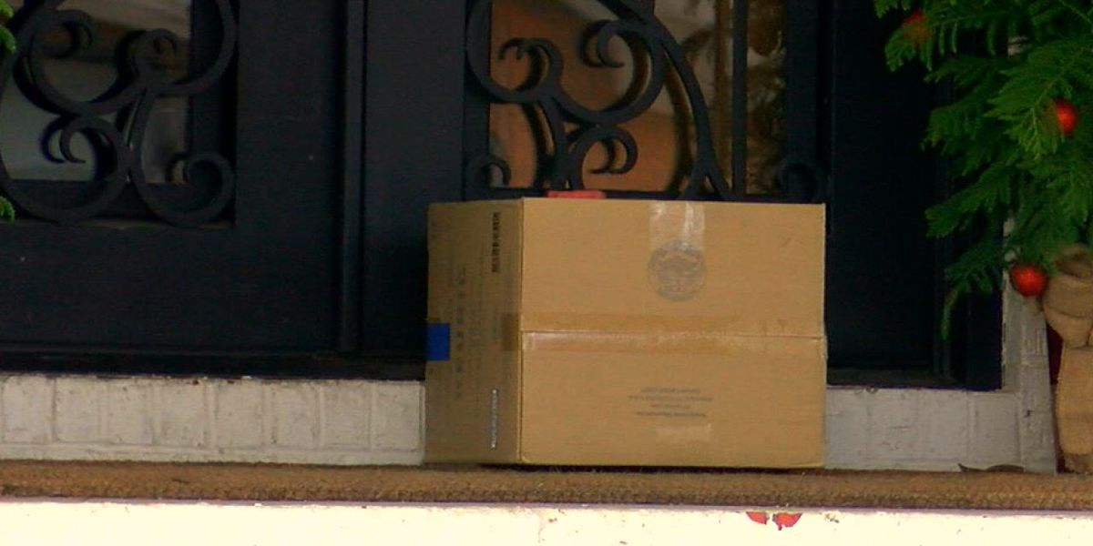 USPS, law enforcement agencies cracking down on package thefts