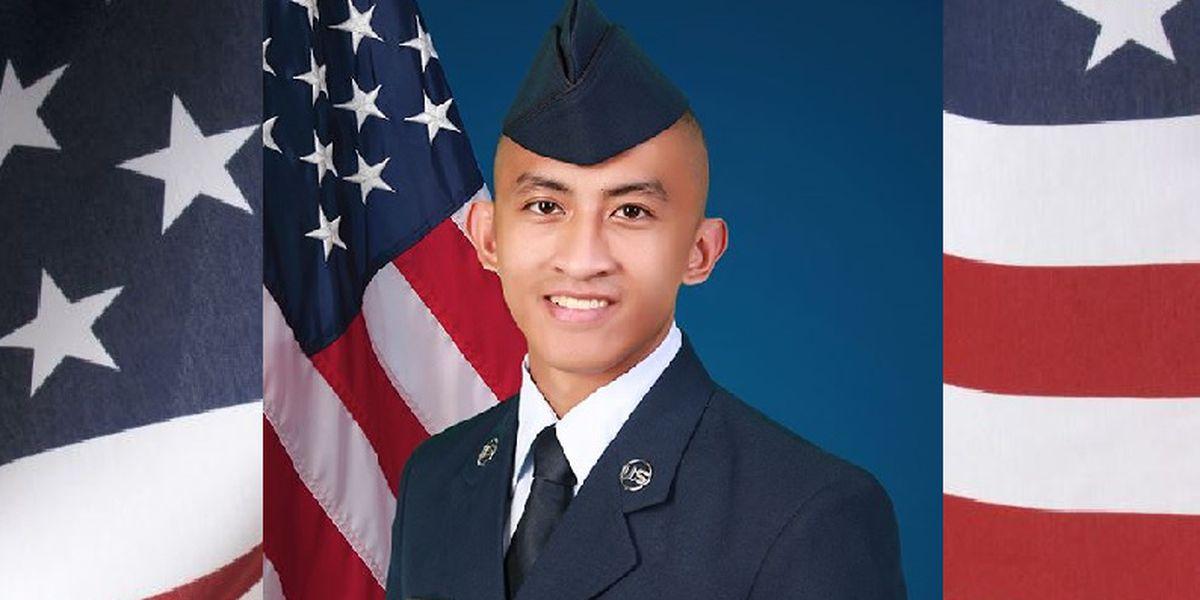 Region 8 Salutes: Airman Jasper Cesar P. Eola