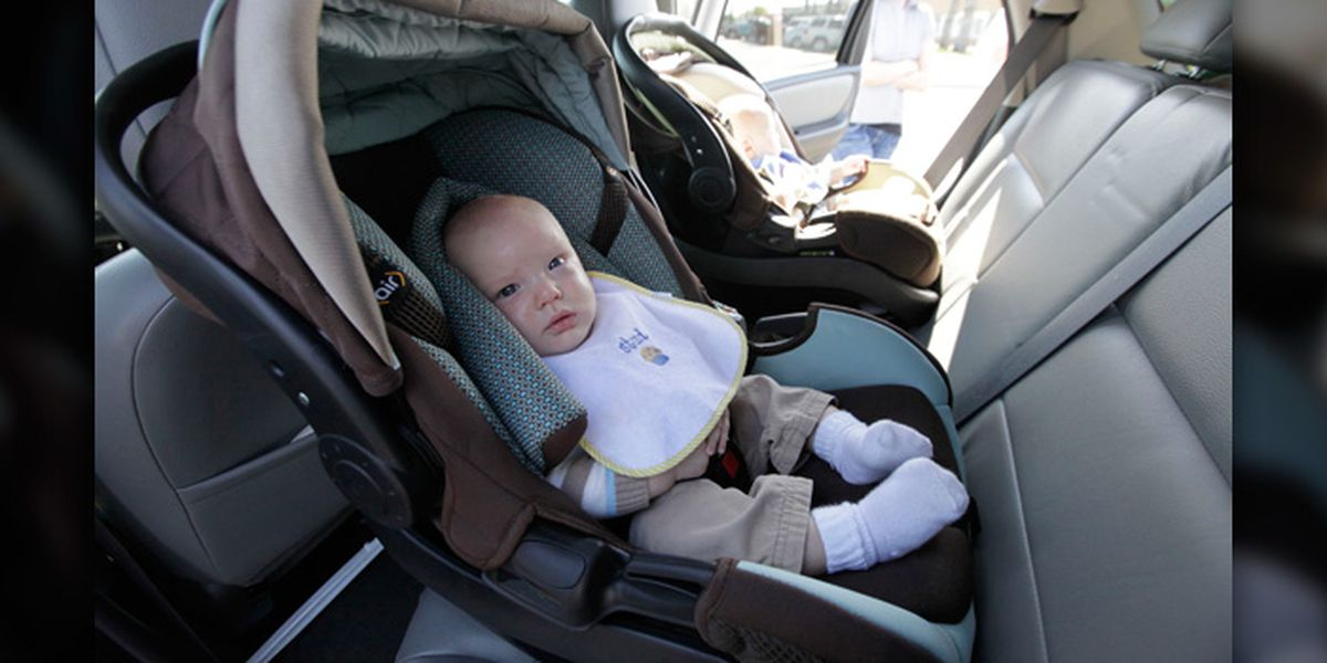 Toddlers Should Ride In Rear Facing Car Seats As Long As Possible