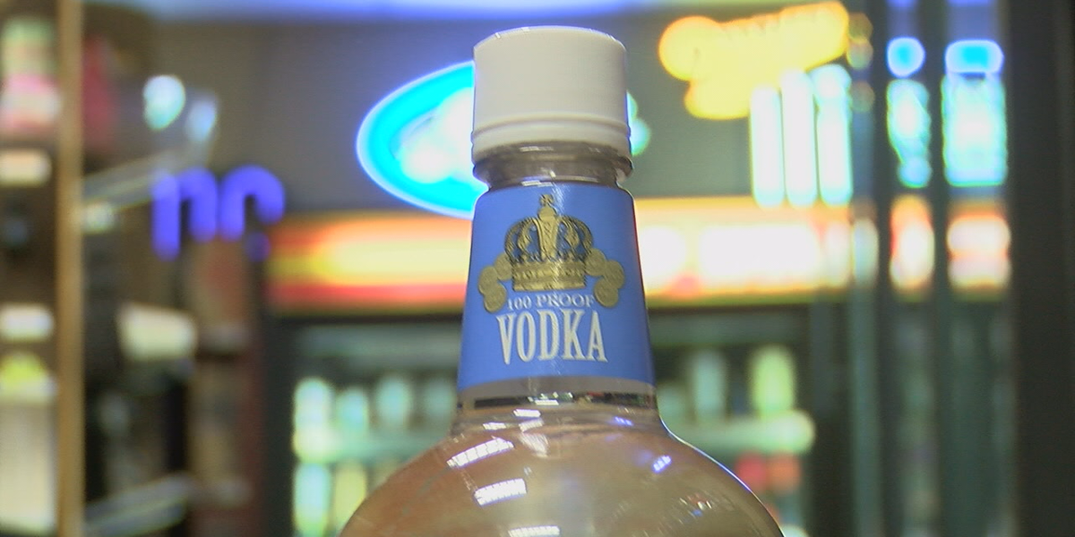 With supplies running low, people creatively use alcohol as sanitizer