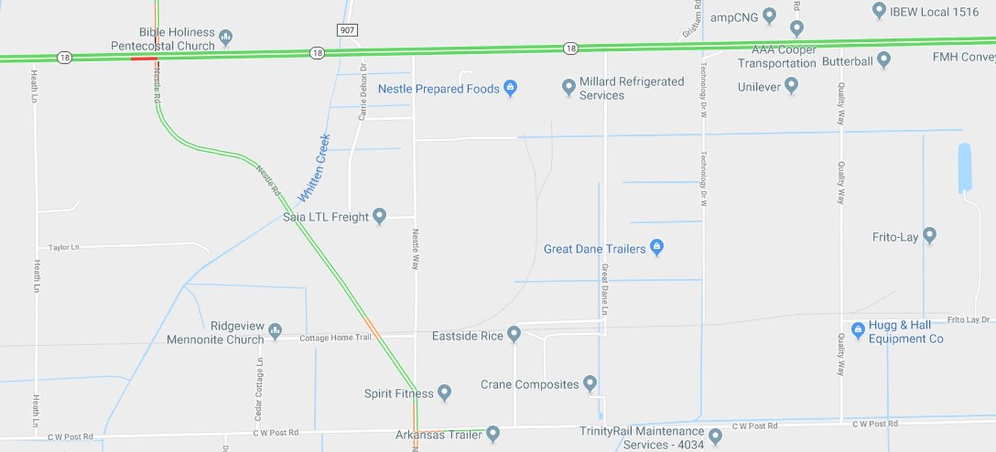 TRAFFIC ALERT: CW Post Road remains closed