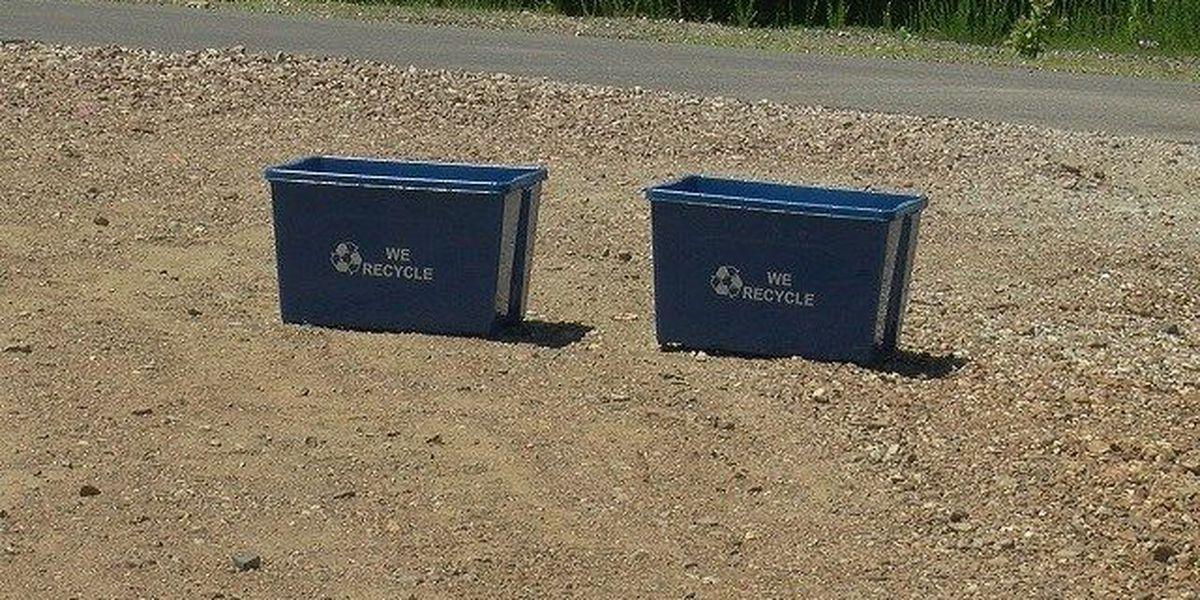 County steps up recycling program