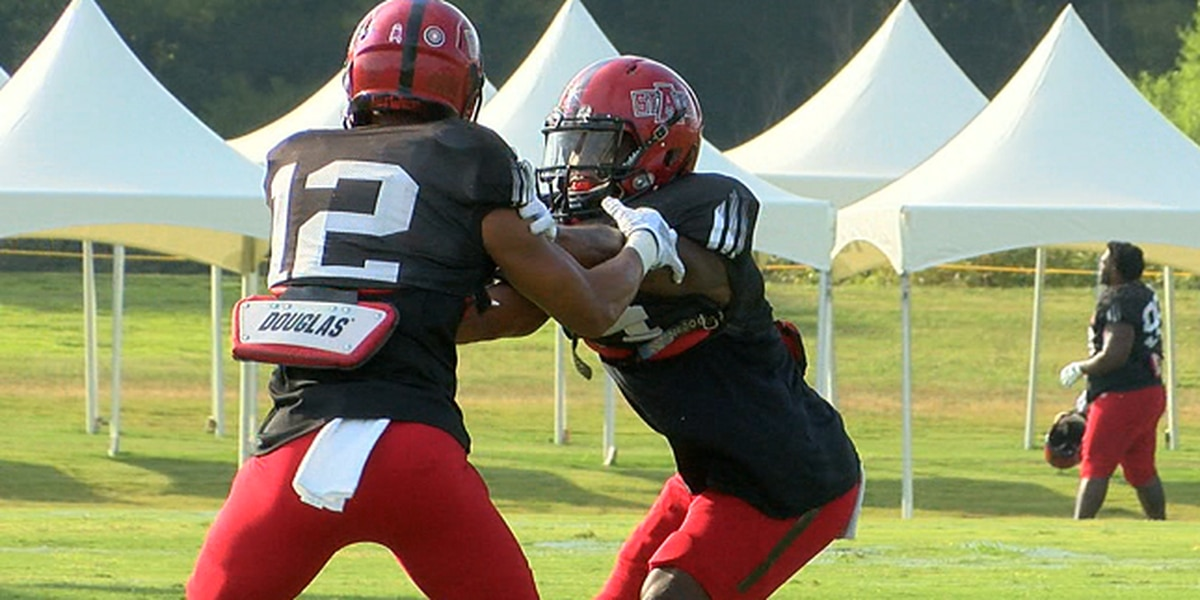Arkansas State practices Tuesday, coordinators talk about regrouping Red Wolves