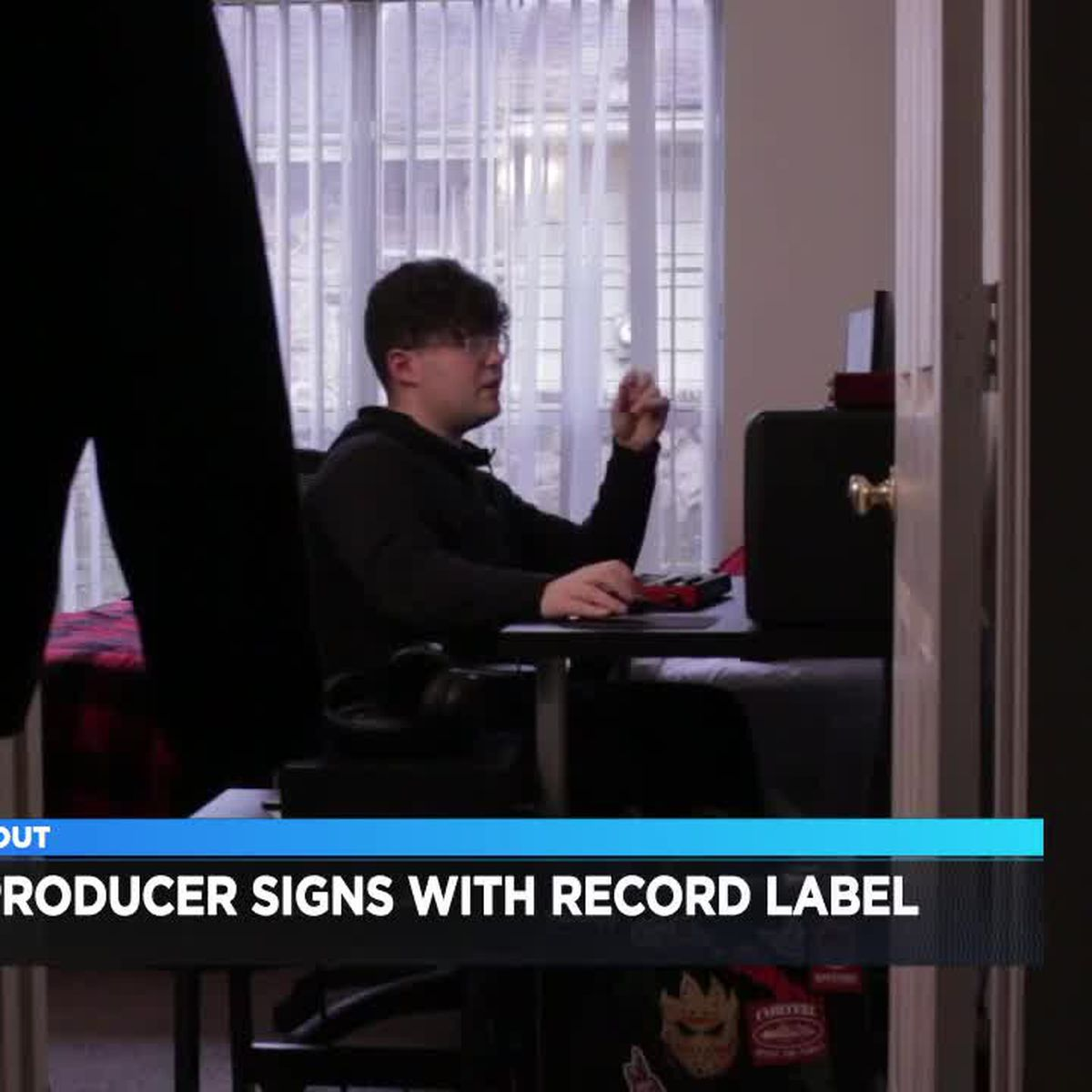 Local Music Producer Signs With Internet Money Records