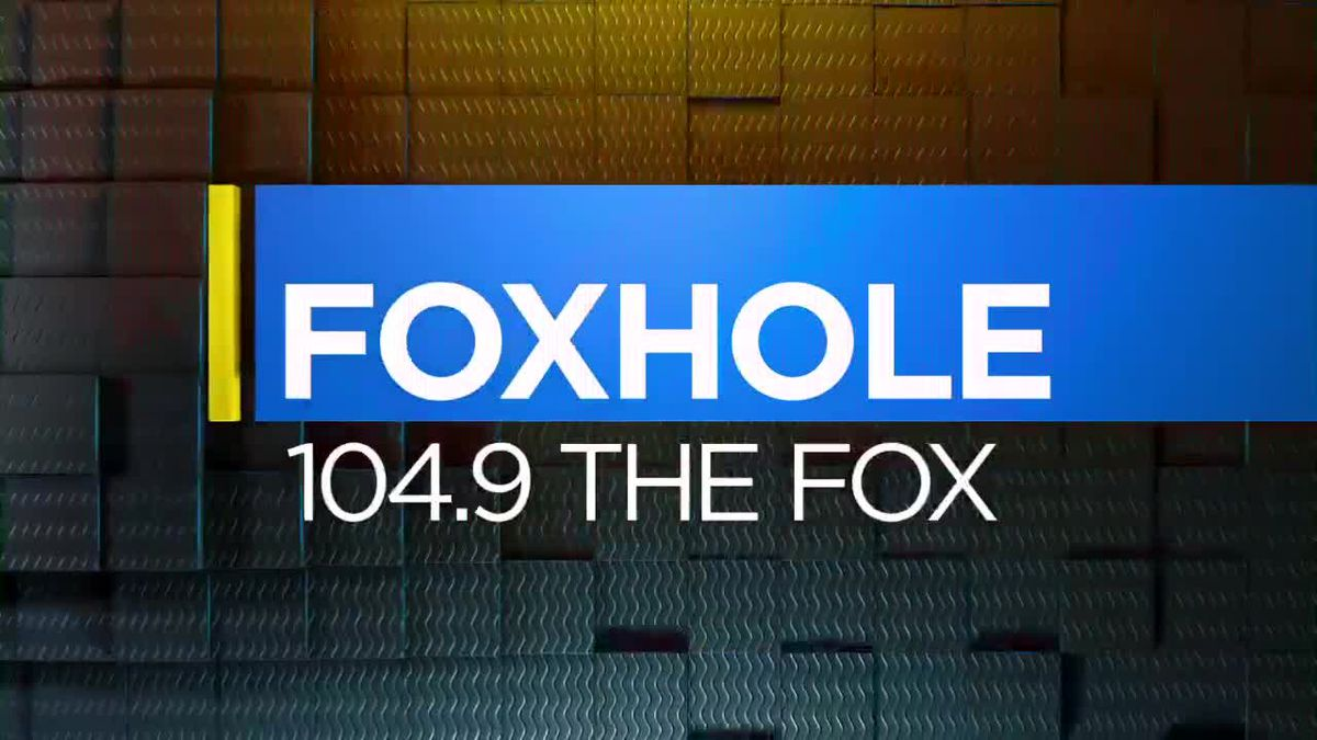 Tuesday's GMR8 Foxhole with Trey & Jim