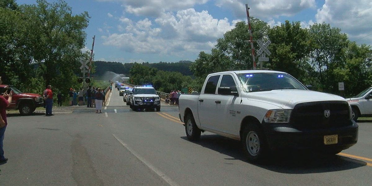 Community, family honor fallen Stone County deputy