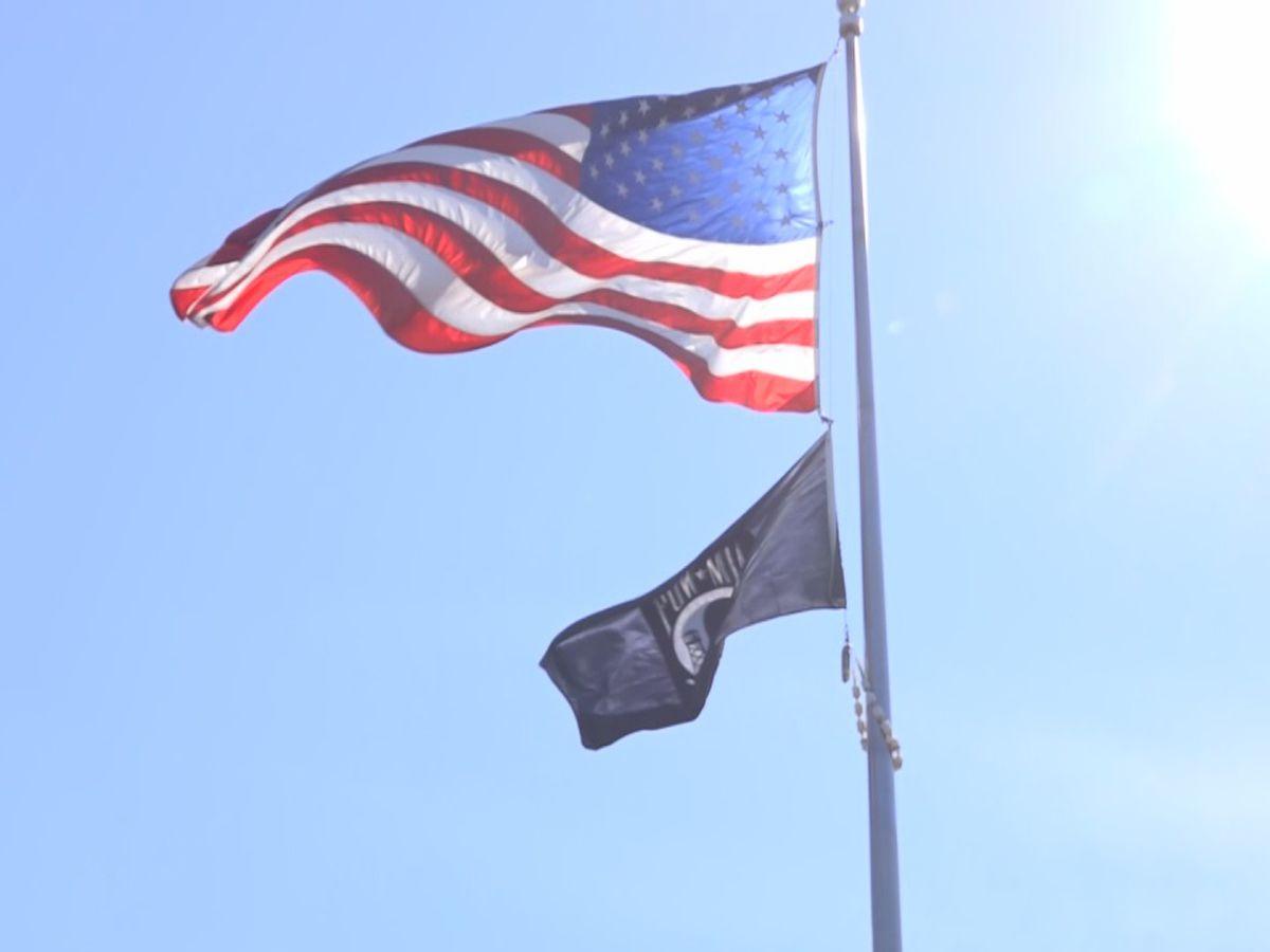 Act seeks to honor POW/MIA flag