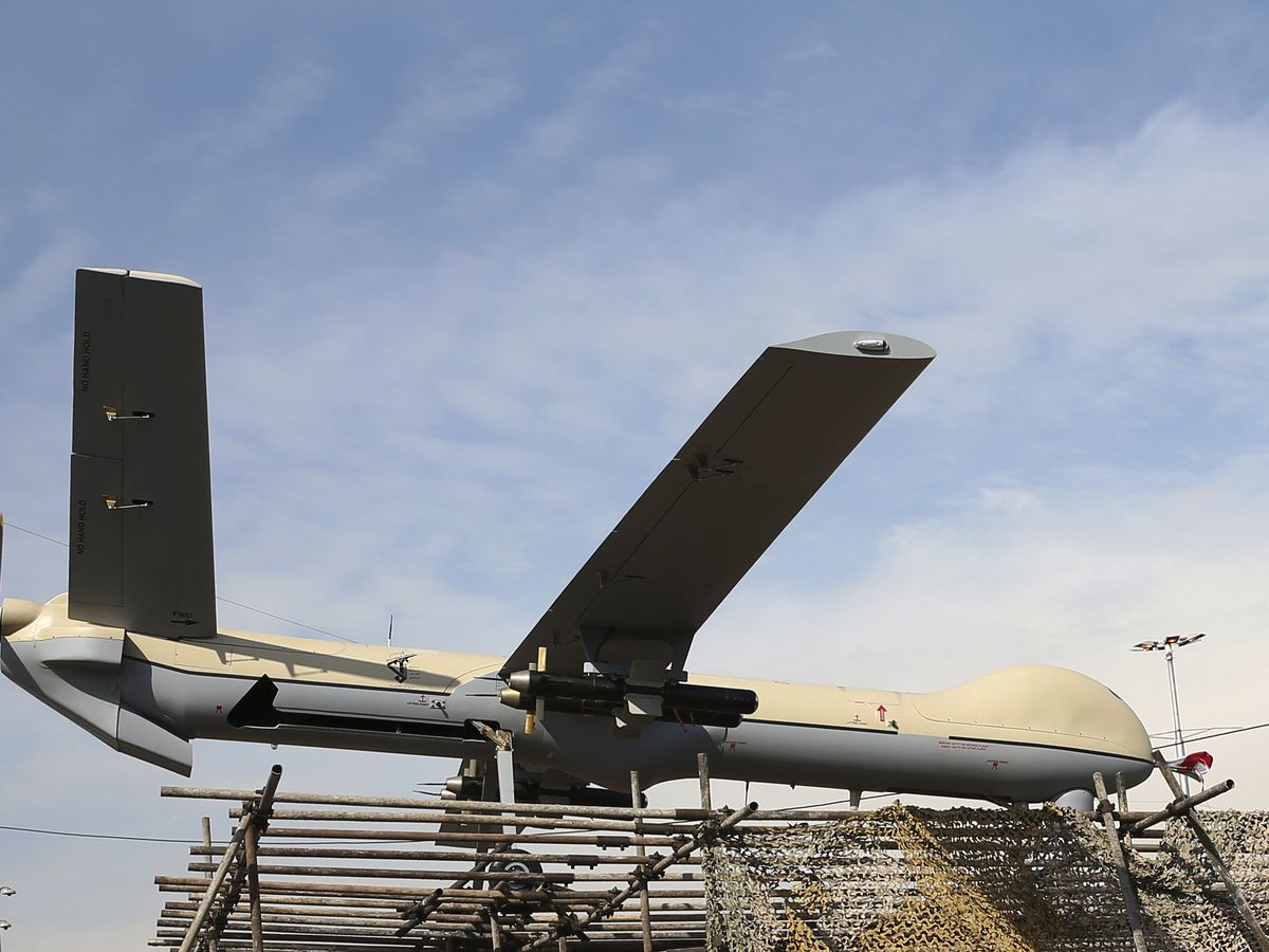 Report: China is driving use of armed drones in Middle East