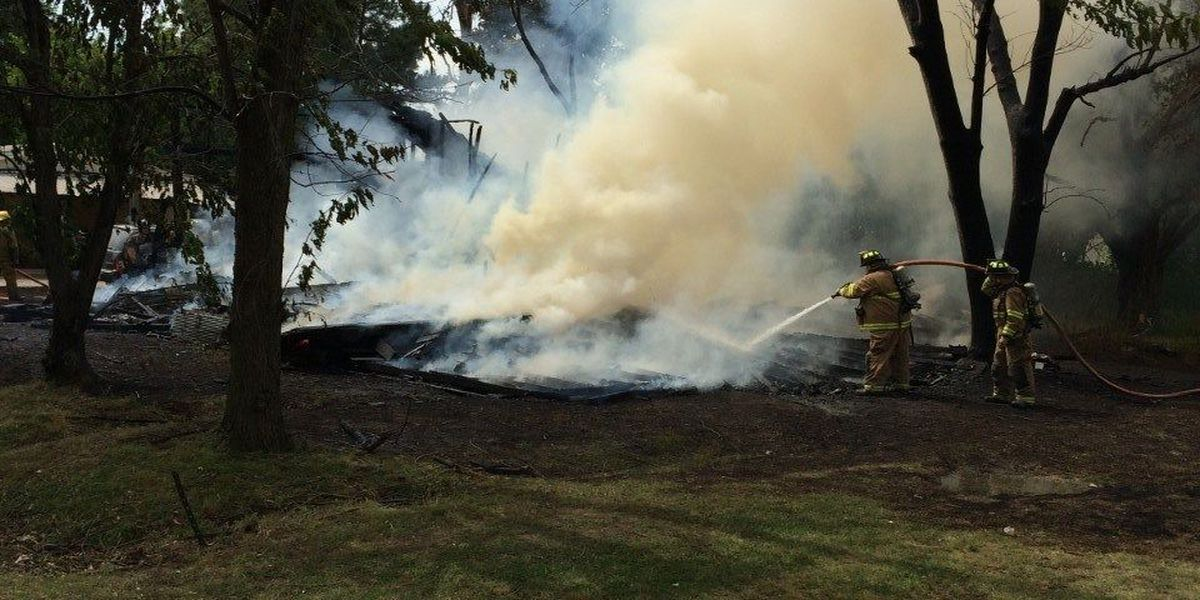 Greene County house destroyed by fire