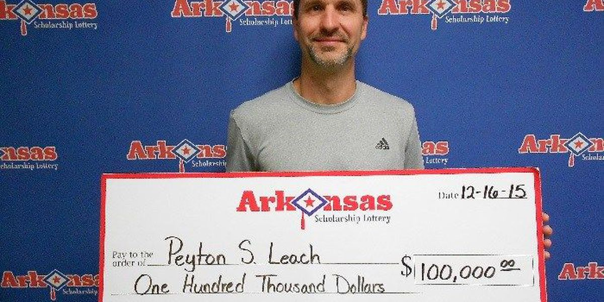 Mountain Home man makes bank with Powerball