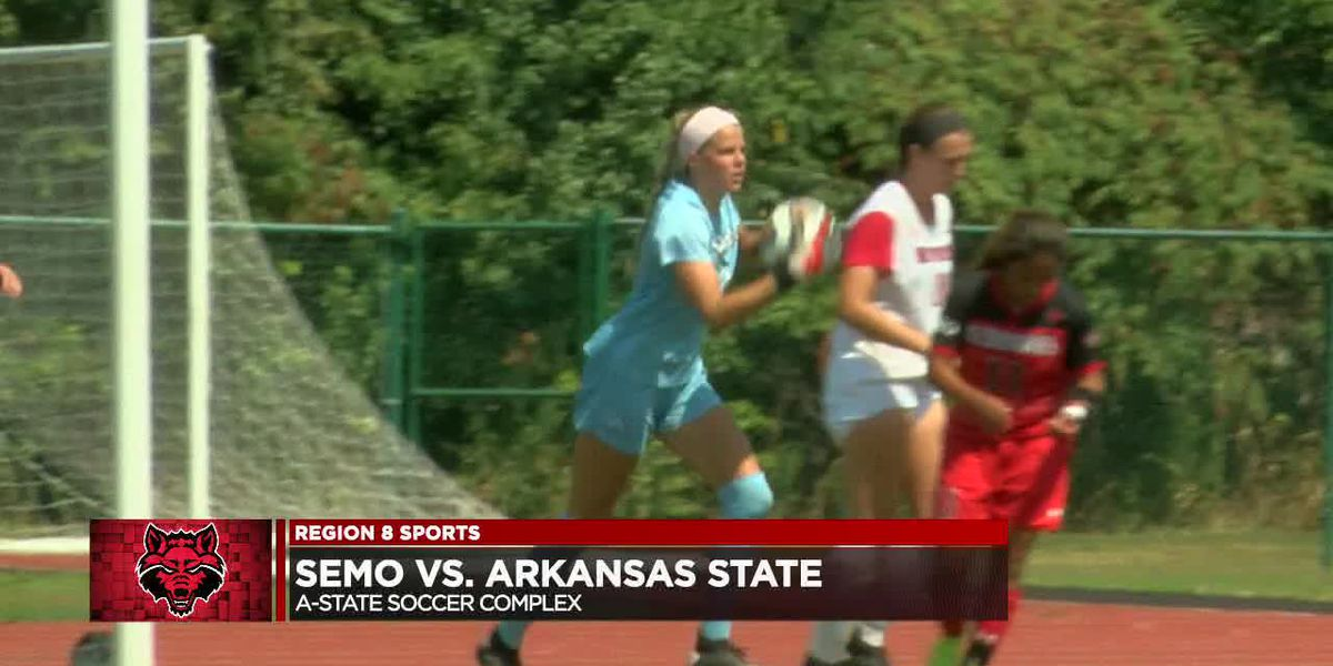 SEMO vs. Arkansas State soccer