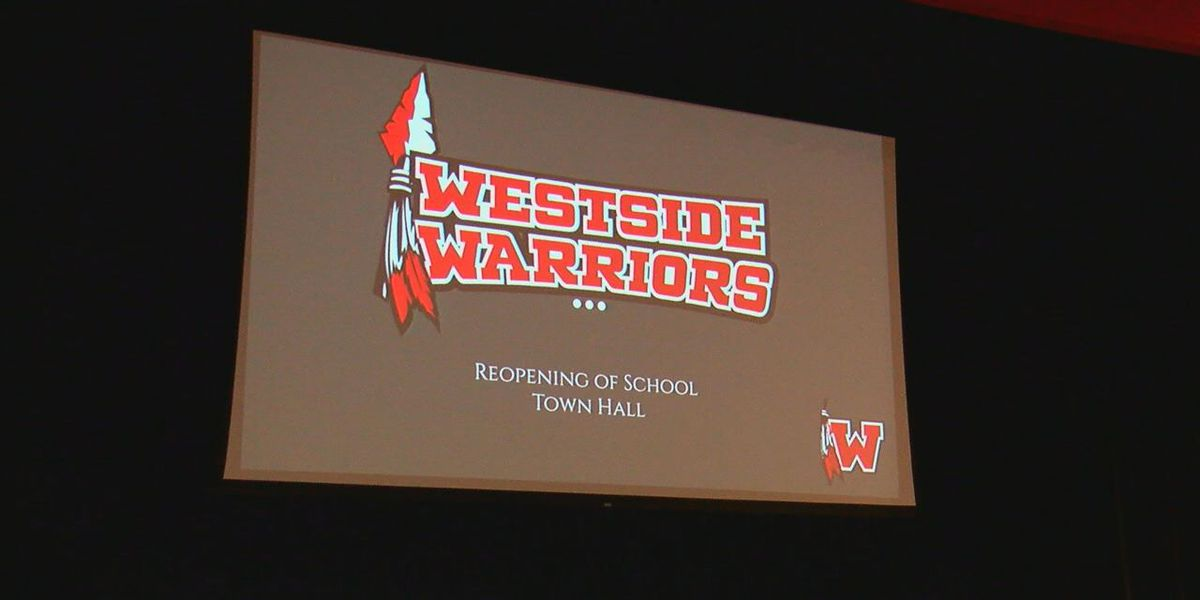 "Westside Consolidated School District wanted to be ""confident"" when releasing reopening plans"